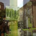 Schaufensterdekoration Roomoutfit Dekoration